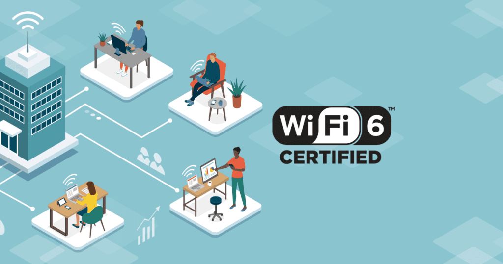 Wi-Fi 6 って? 解説記事