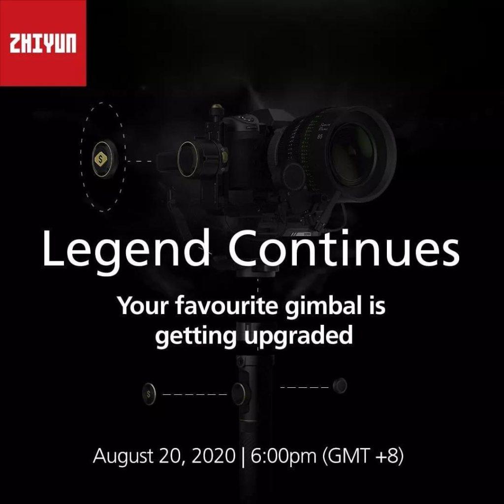 zhiyun legend continues
