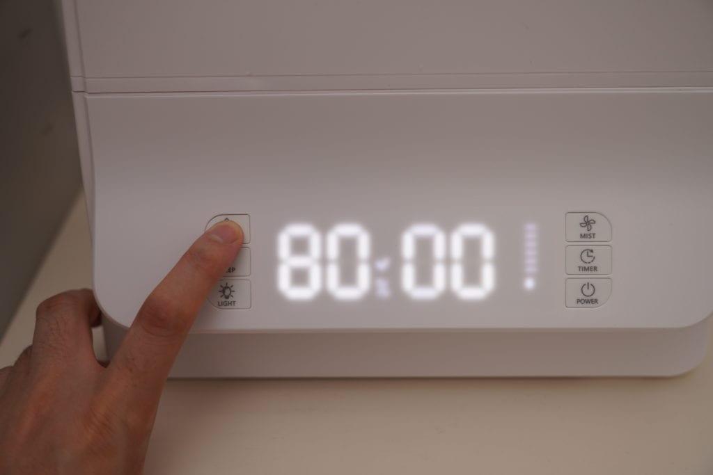TaoTronics TT-AH044 超音波 加湿器 レビュー