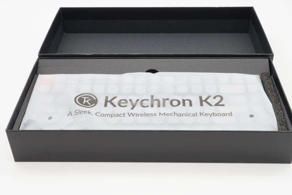 Keychron K2 キーボード レビュー