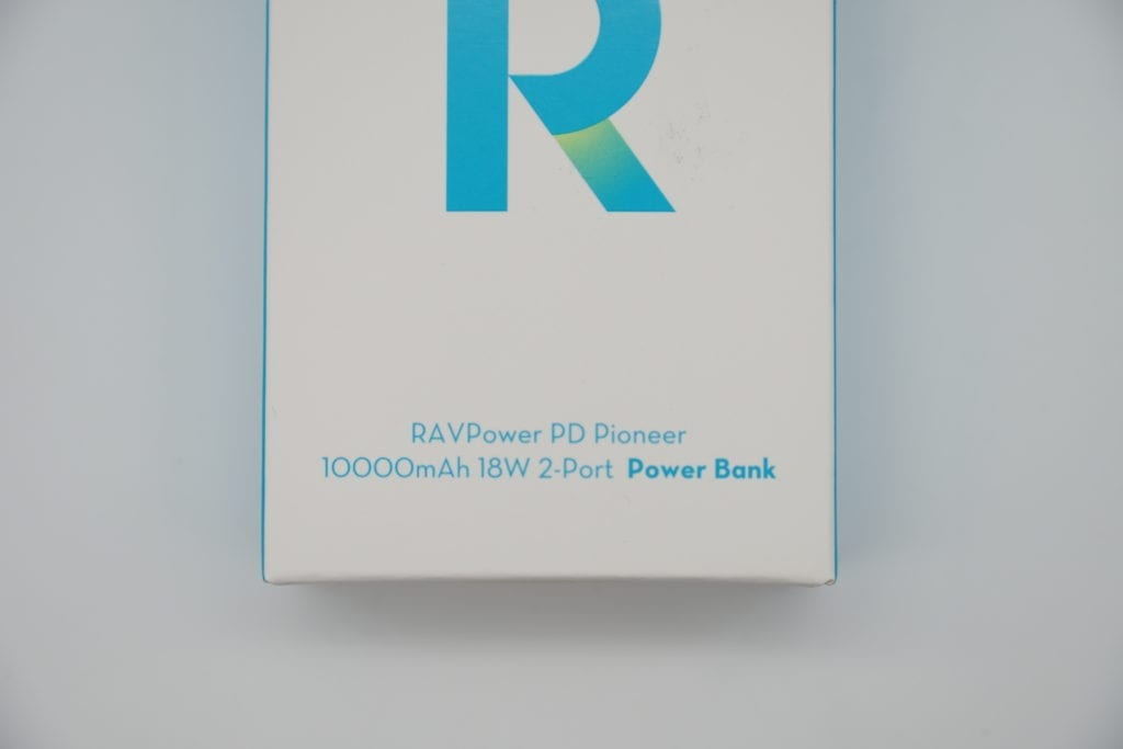 RP-PB186 RAVPower レビュー