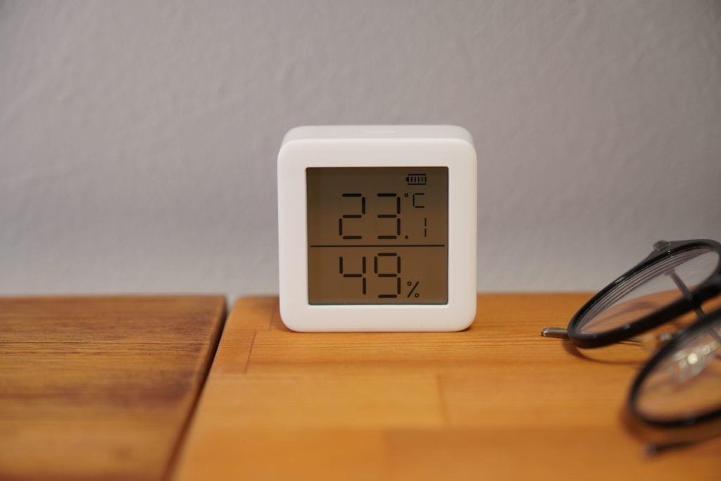SwitchBot 温湿度計