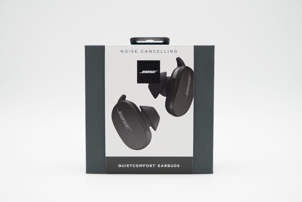 Bose QuietComfort Earbuds レビュー