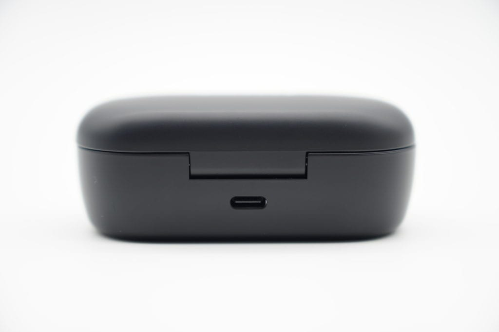 Bose QuietComfort Earbuds 充電方法