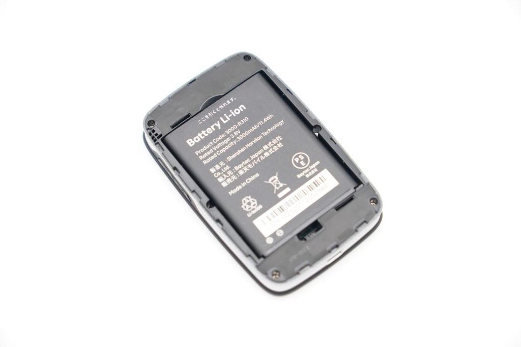 楽天 WiFi Pocket レビュー 評価 バッテリー