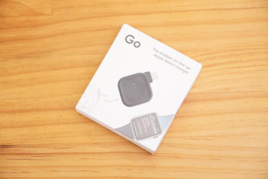 超コンパクト Apple Watch 充電器