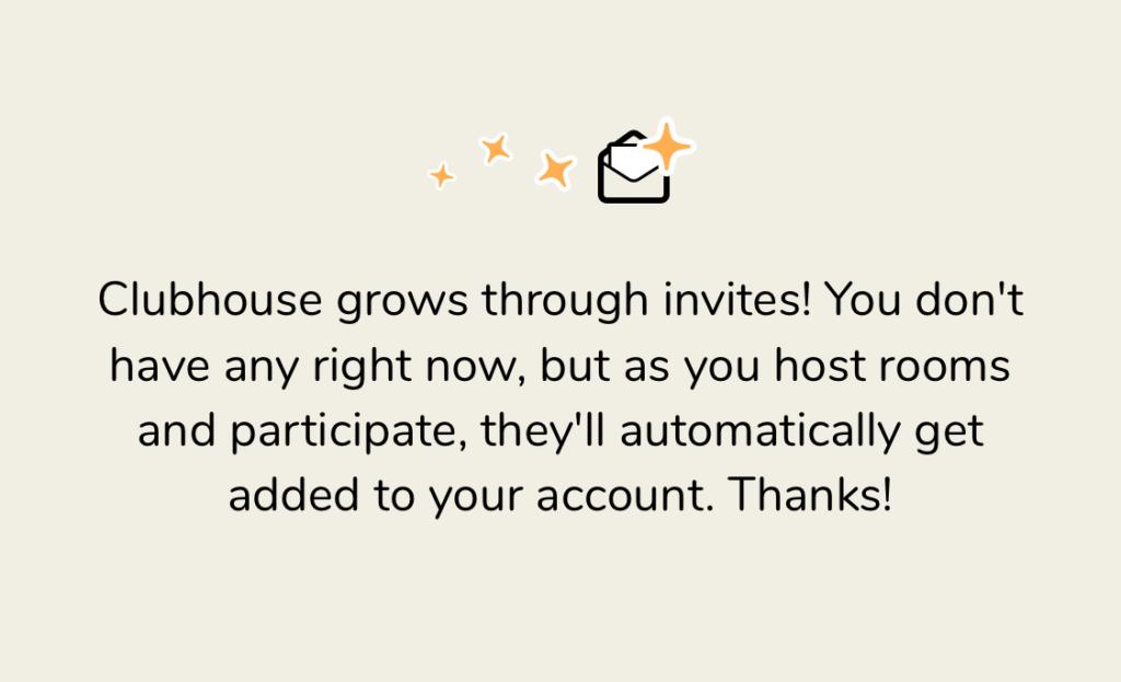 され クラブ たら 招待 ハウス