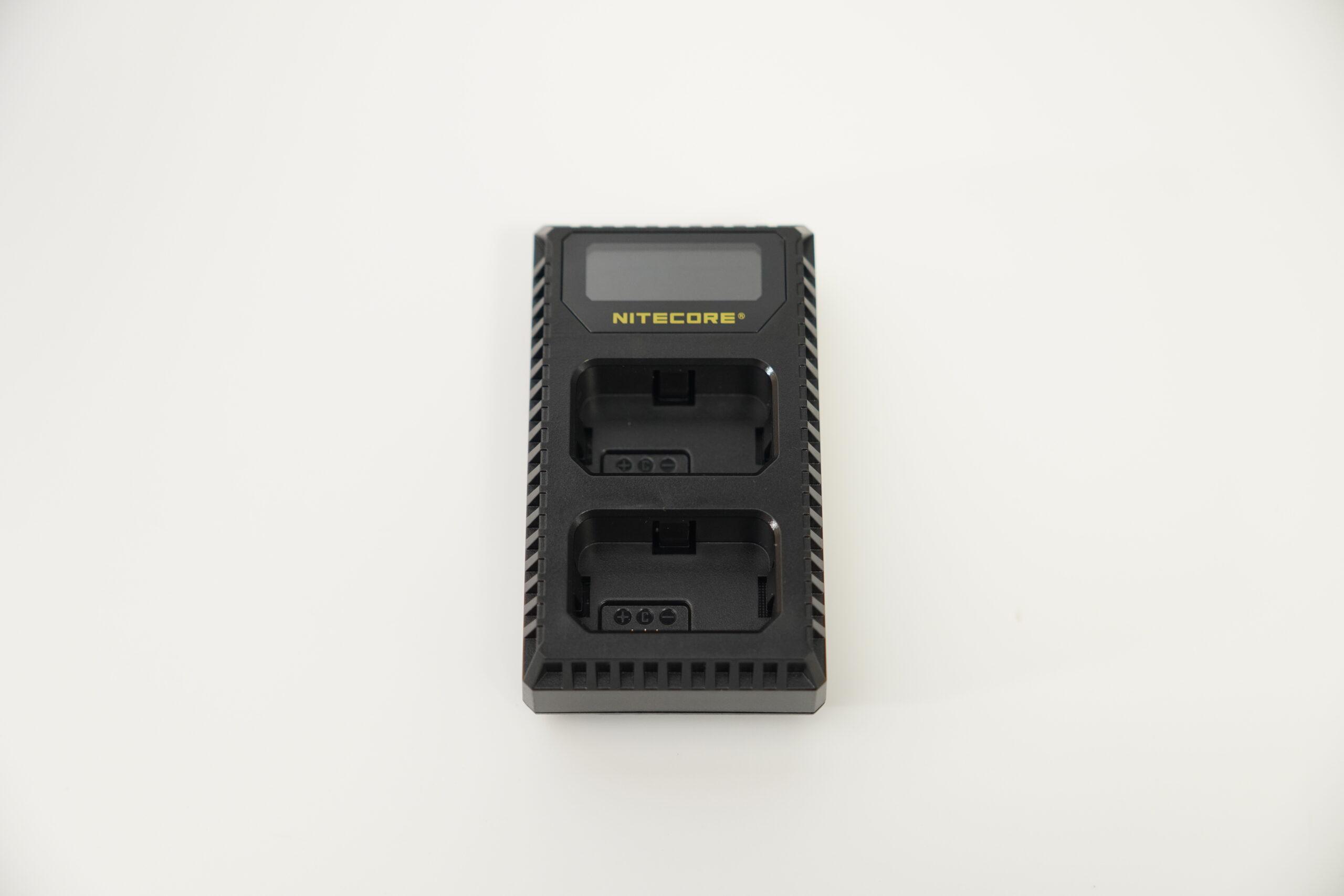 NITECORE USN1 レビュー NP-FW50 互換充電器