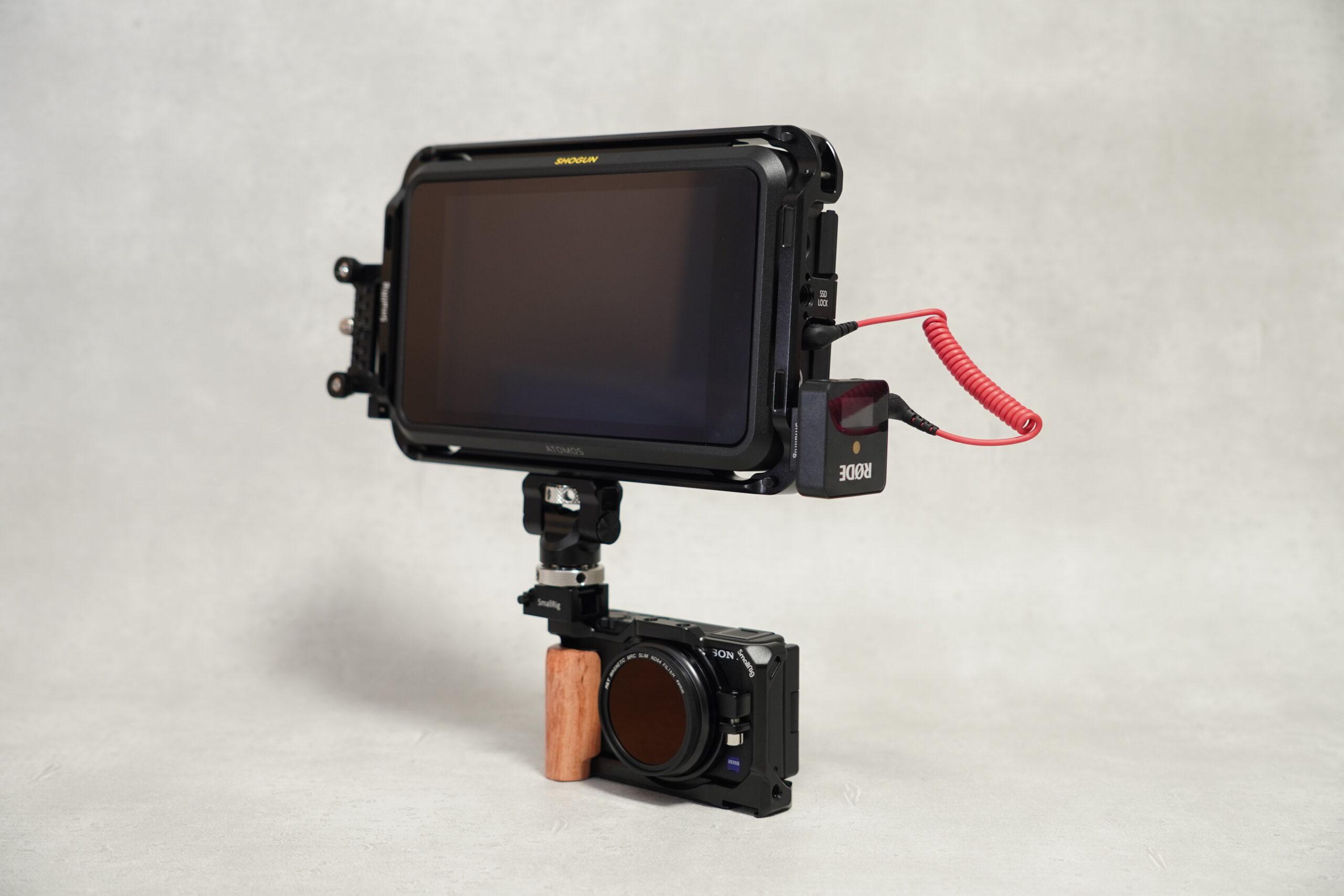 SmallRig ZV-1 2937 レビュー 応用セットアップ