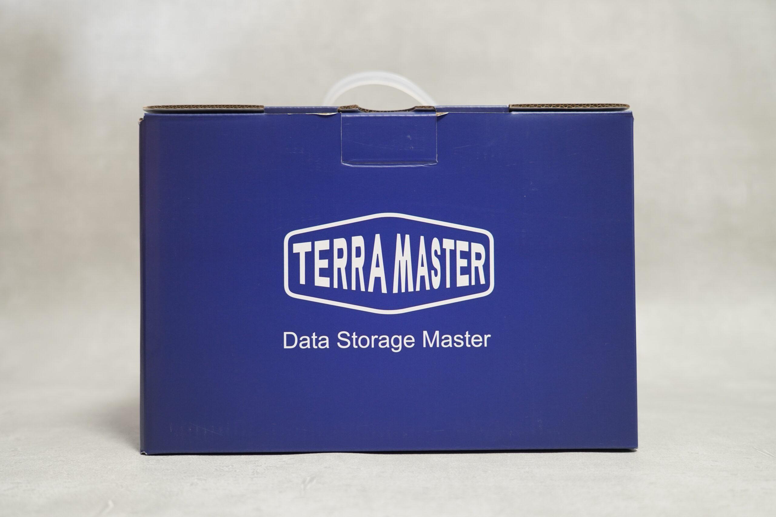 Terramaster F2-422 NAS レビュー 評価