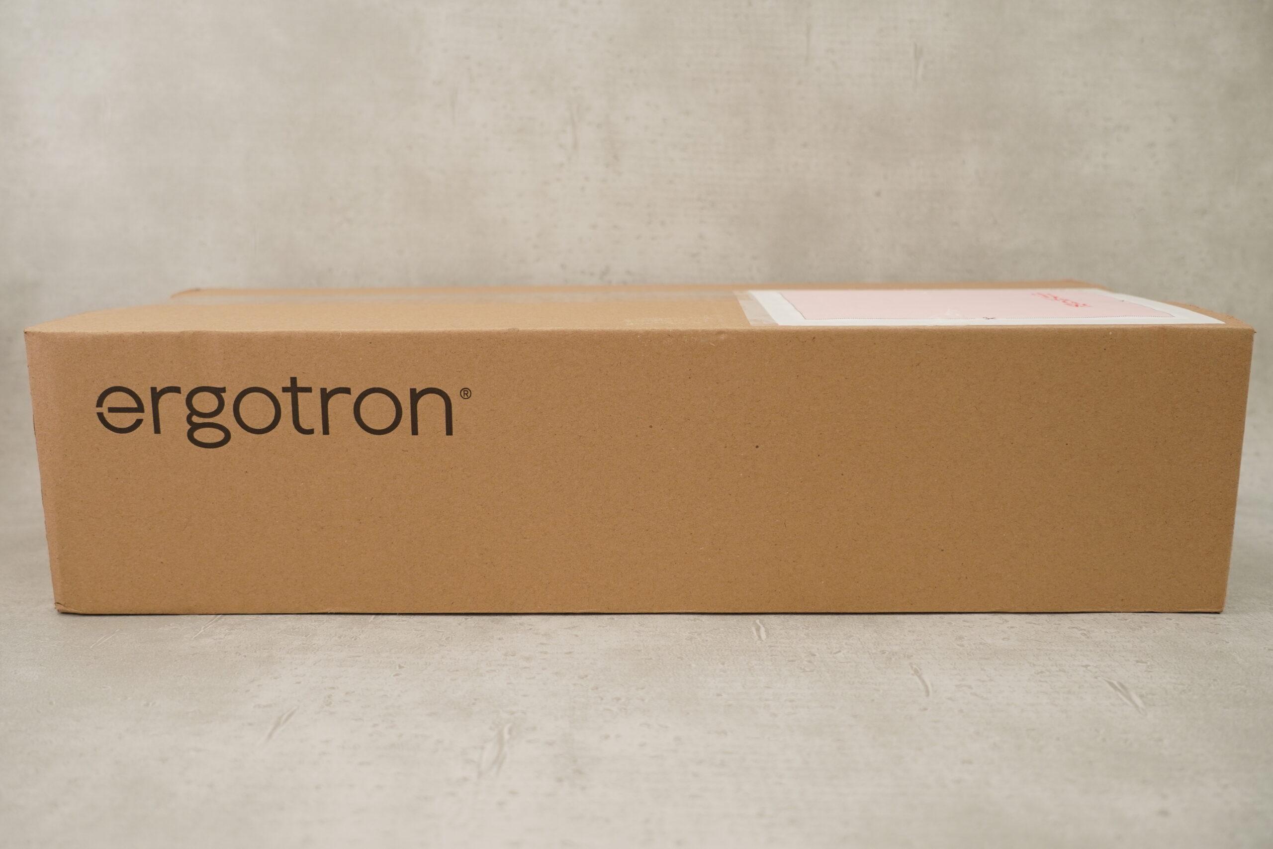 ERGOTRON(エルゴトロン)モニターアーム レビュー