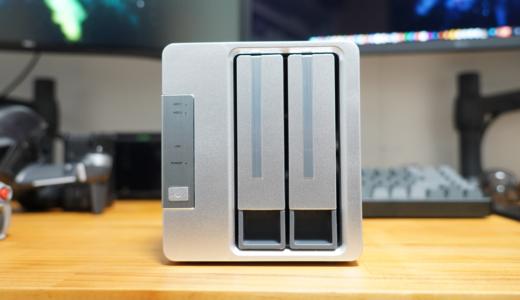 【レビュー】TerraMaster F2-422 10GbEに対応2ベイNAS 最大32TB搭載可能のプロ向け仕様