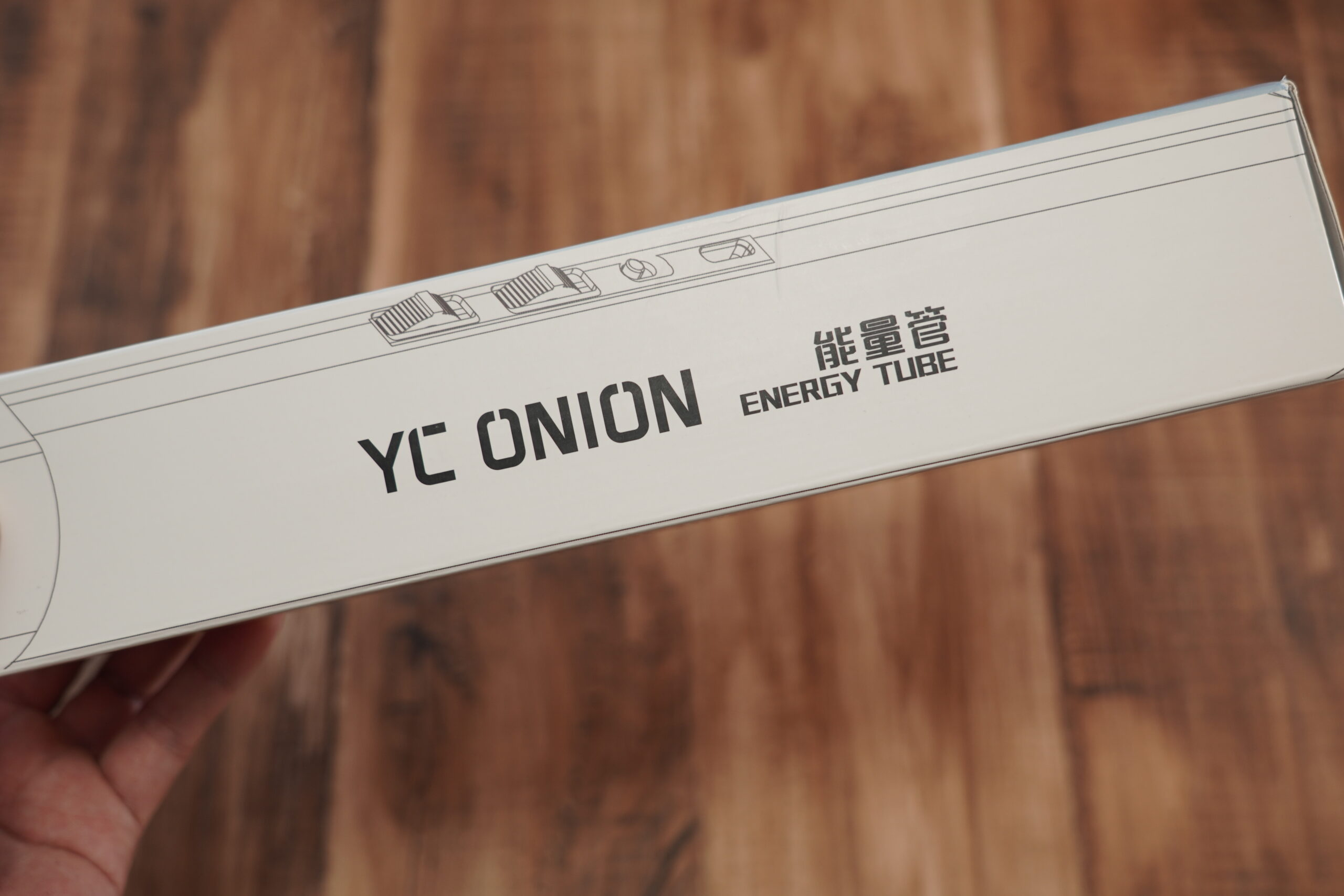 YC Onion Energy Tube