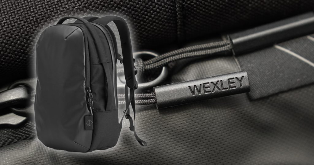 Wexley Active Pack レビュー
