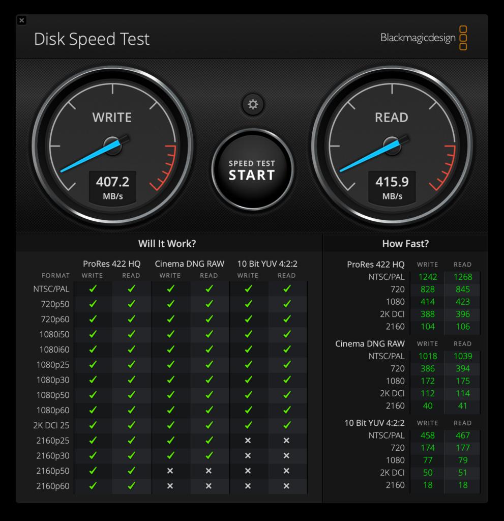 HyperDisk X(ハイパーディスク エックス)SSD 速度