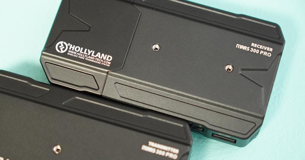 Hollyland MARS 300 PRO ファームウェアアップデート方法