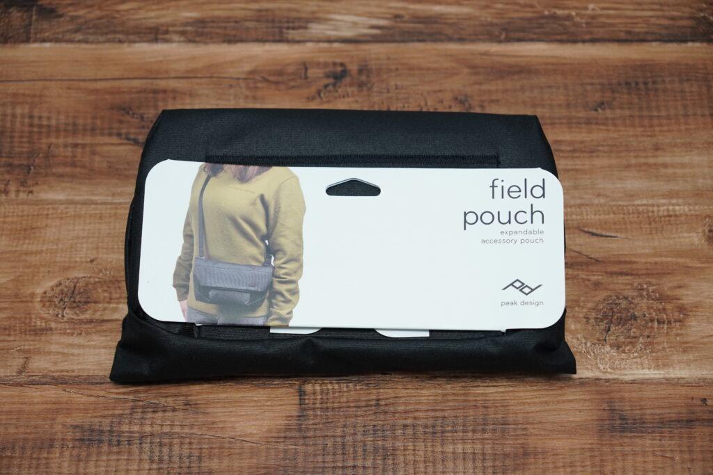Peak Design Field Pouch V2 レビュー