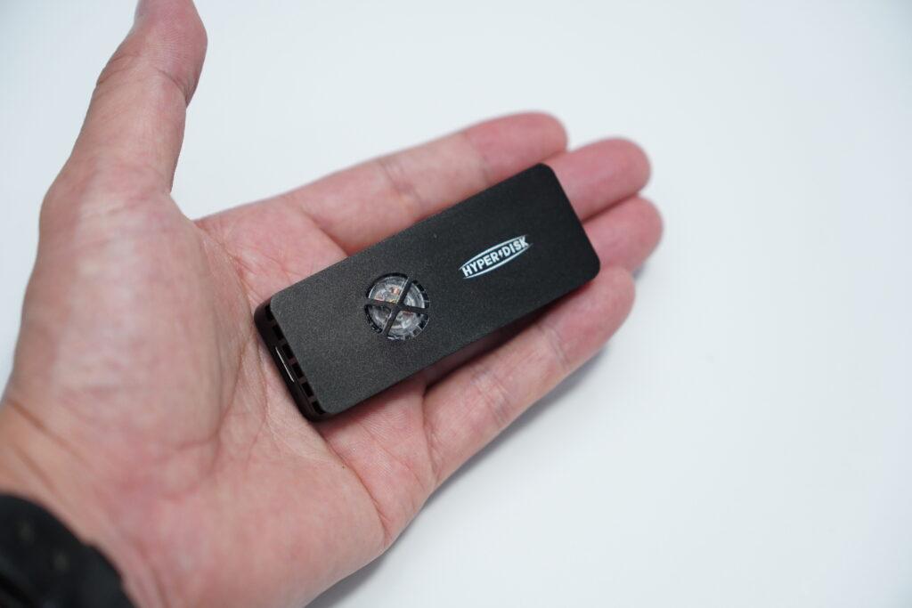 HyperDisk X(ハイパーディスク エックス)レビュー