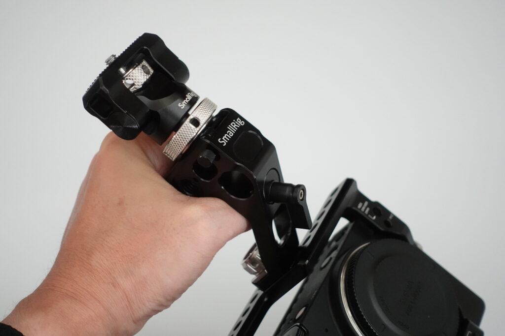 SmallRig製 SIGMA fp カメラケージ 3211