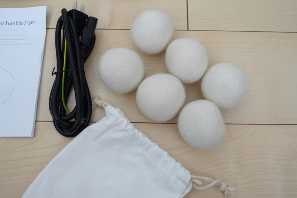 超小型乾燥機 Morus Zero ドライヤーボール
