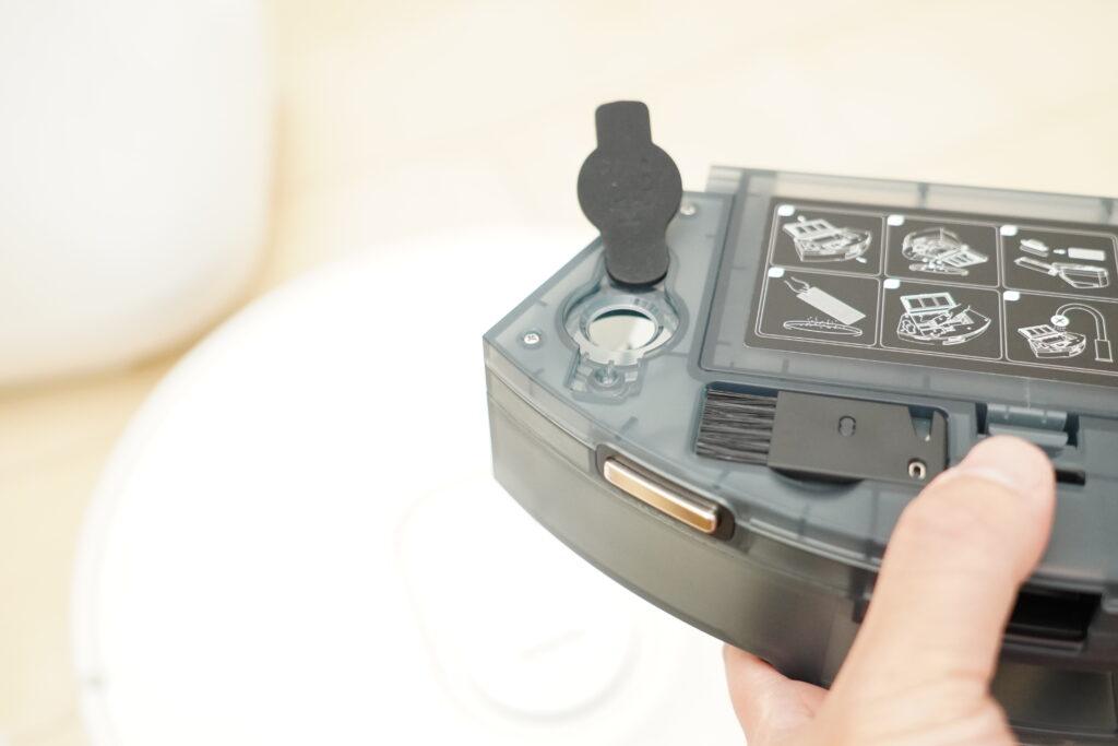 neabot(ネアボット)NoMo Q11 全自動ロボット掃除機 給水タンク