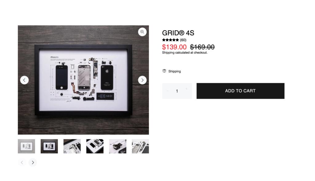 Grid Frame Studio GRID® 4S