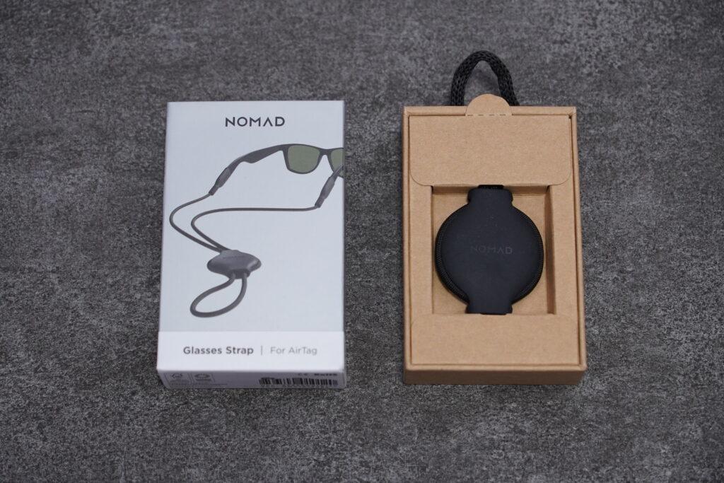 NOMAD Glasses Strap レビュー