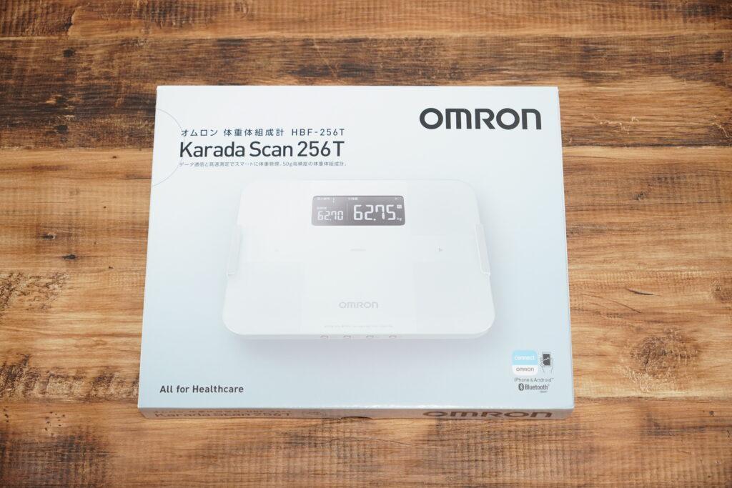 Omron HBF-256T 体重体組成計 レビュー