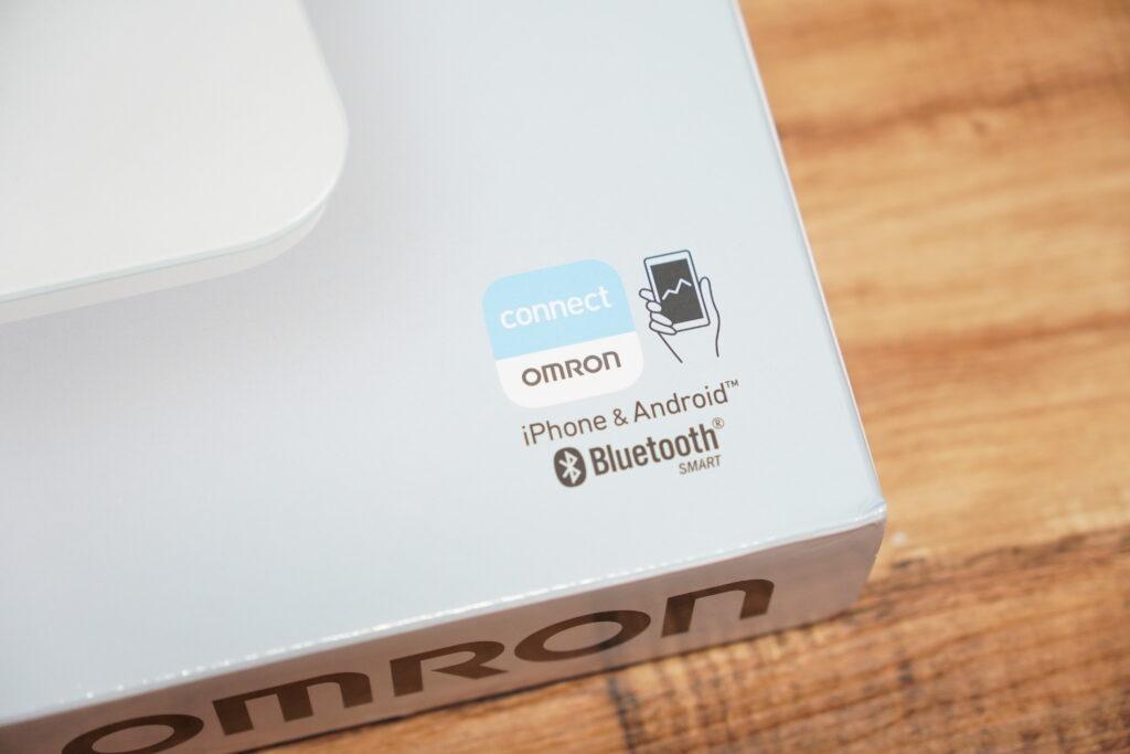 Omron HBF-256T 体重体組成計 レビュー 専用アプリ