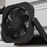 どこでもFAN コンパクトタイプ 卓上扇風機 同梱品