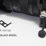 【新登場】オールブラックモデルのPeakDesign ピークデザイン アンカー 4個パック