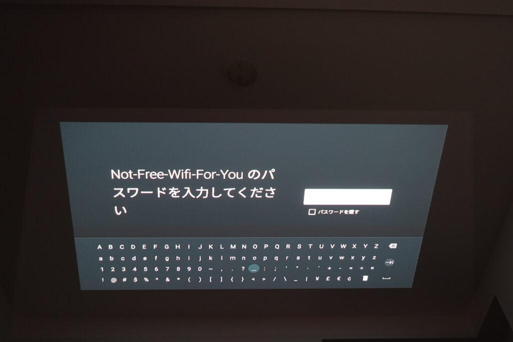 BenQ モバイルプロジェクター GV30 Wi-Fi